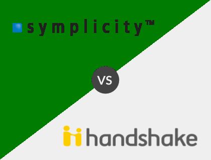 Symplicity vs. Handshake