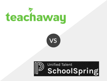 Teach Away vs. SchoolSpring