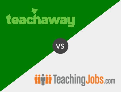 Teach Away vs. TeachingJobs.com