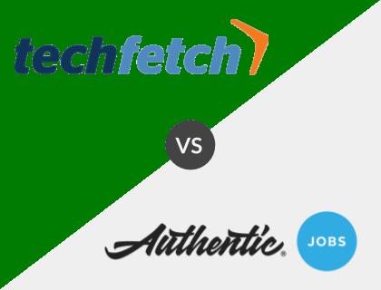 TechFetch vs. Authentic Jobs