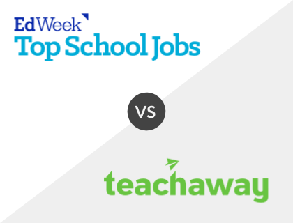 TopSchoolJobs vs. Teachaway
