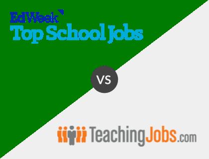 TopSchoolJobs vs. TeachingJobs.com
