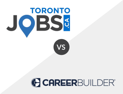 TorontoJobs.ca vs. CareerBuilder