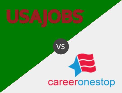 USAJOBS vs. CareerOneStop