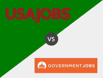 USAJOBS vs. GovernmentJobs.com