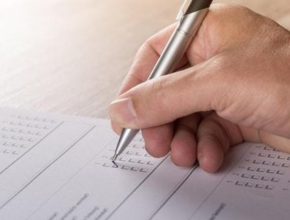 Using A Rating Scale In Structured Interviews