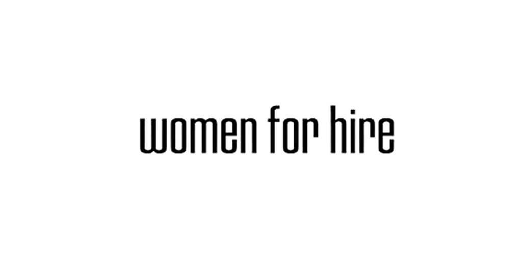 Women For Hire job posting