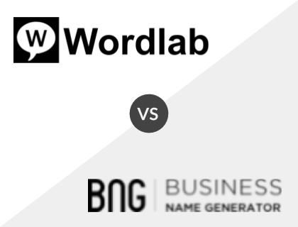 Wordlab vs. Business Name Generator