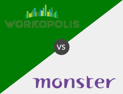 Workopolis vs. Monster