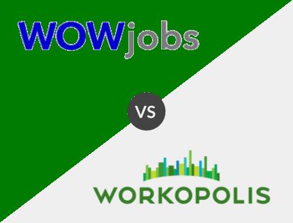 WOWJobs vs. Workopolis