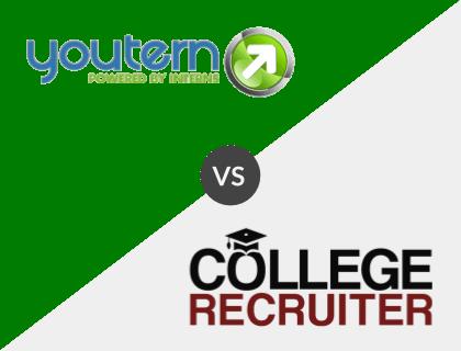 YouTern vs. CollegeRecruiter