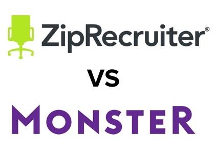 ZipRecruiter vs Monster