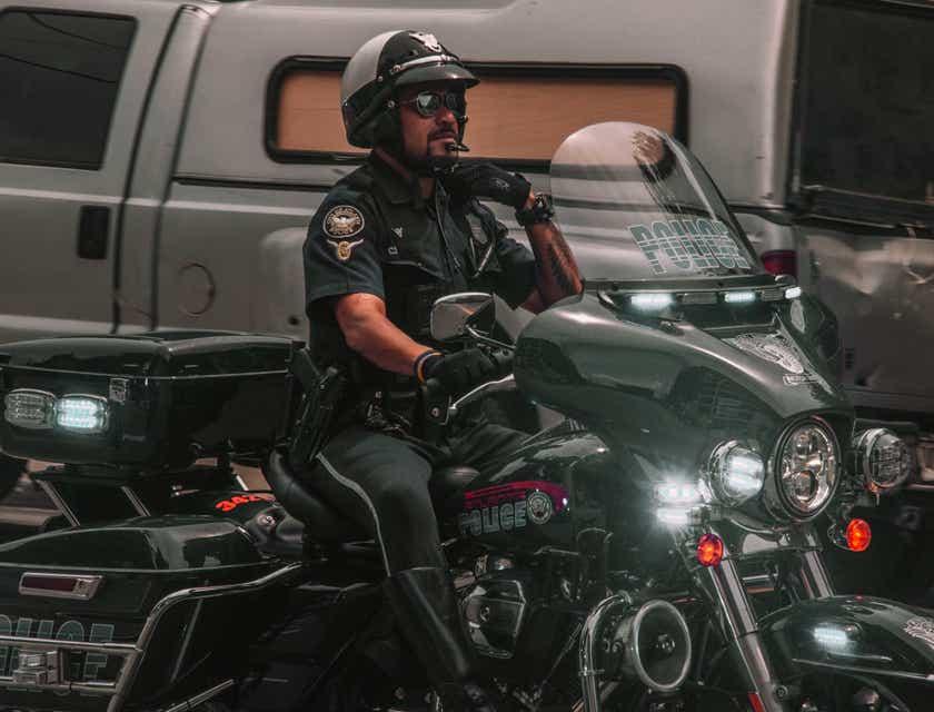 Armed Security Officer Job Description