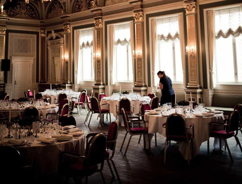 Banquet Captain Job Description