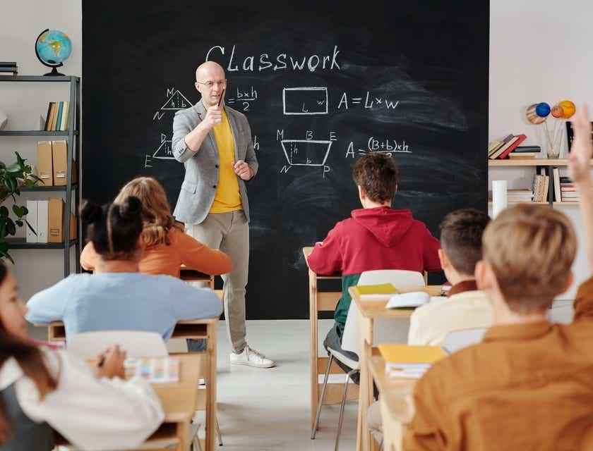 High School Teacher Interview Questions