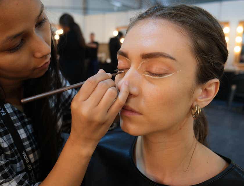 Special Effects Makeup Artist Job Description