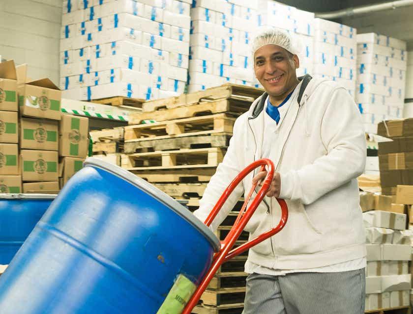 Warehouse Helper Job Description