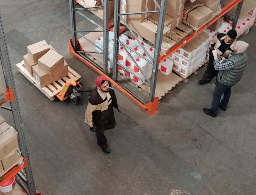 Warehouse Sorter Interview Questions