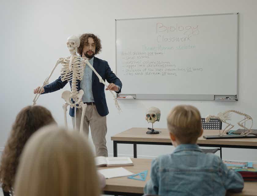 Biology Teacher Interview Questions