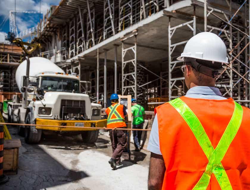 Concrete Foreman Job Description