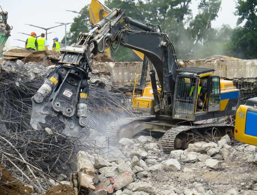 Demolition Laborer Job Description