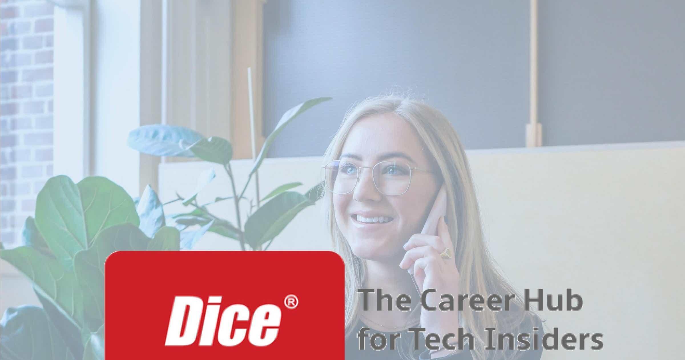 dice com employer login