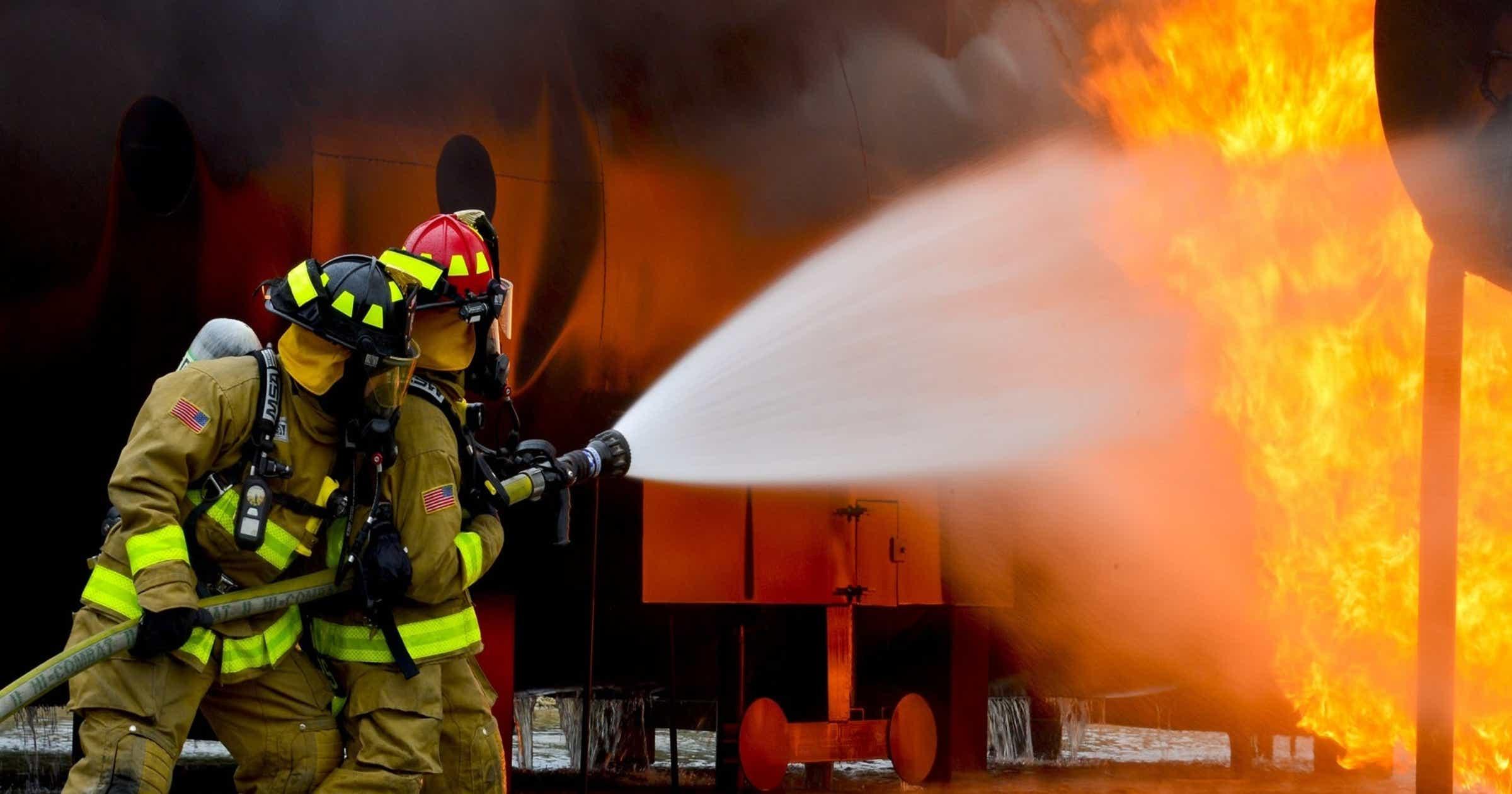 Firefighter Job Description