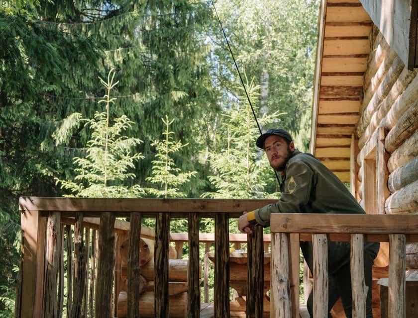 Forest Ranger Job Description