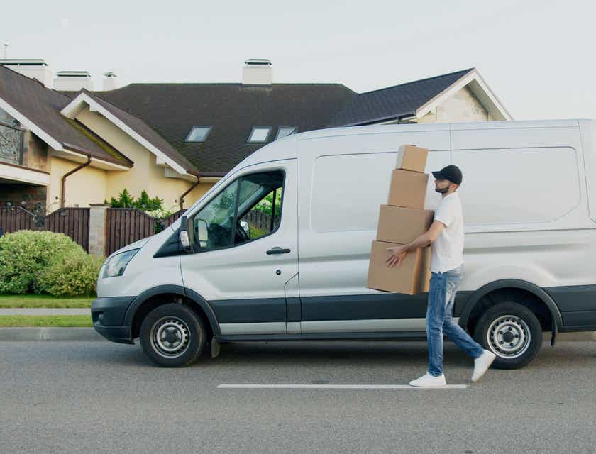 Hire Delivery Drivers