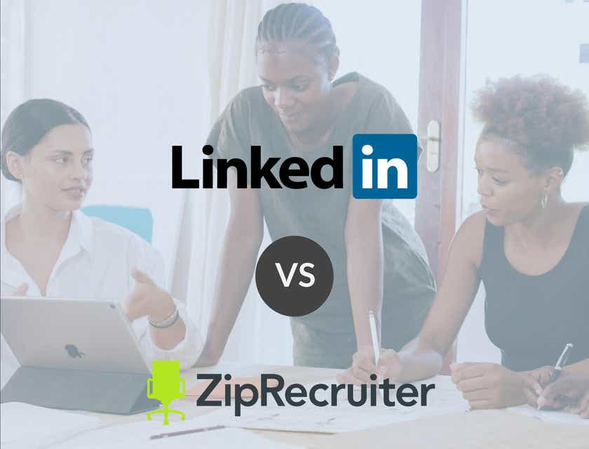 LinkedIn vs. ZipRecruiter