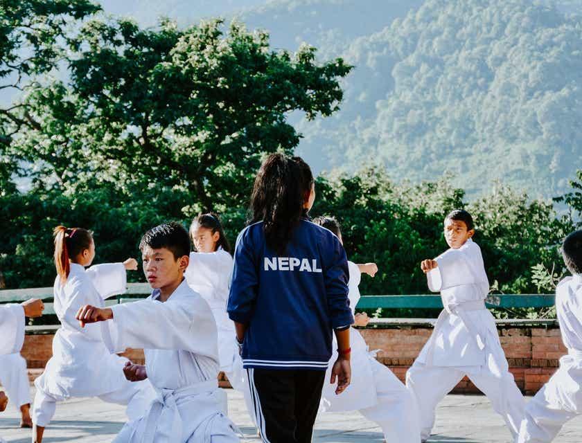 Martial Arts Instructor Job Description
