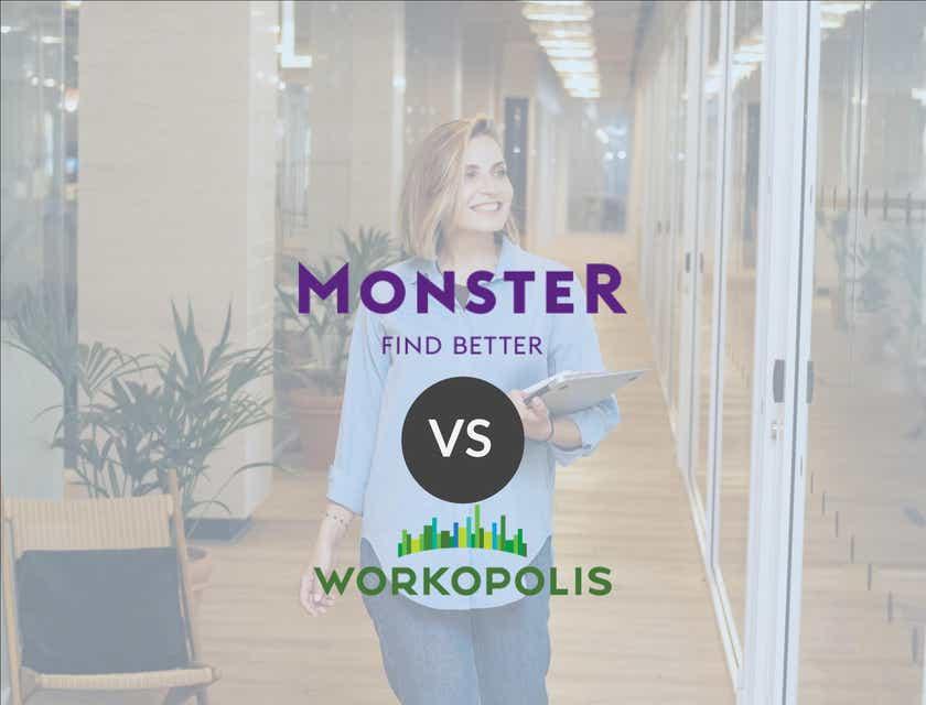 Monster vs. Workopolis