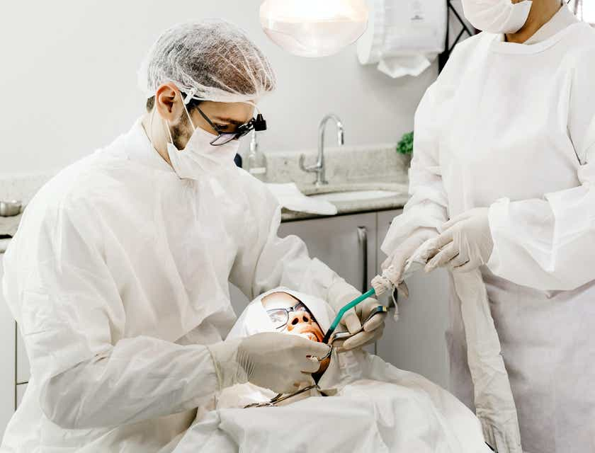 Oral Surgeon Interview Questions
