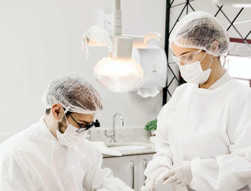 Oral Surgery Assistant Job Description