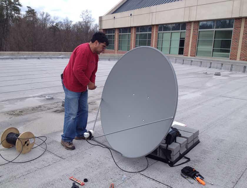Satellite Technician Interview Questions