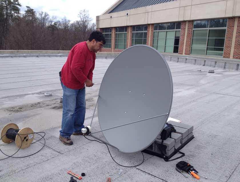 Satellite Technician Job Description