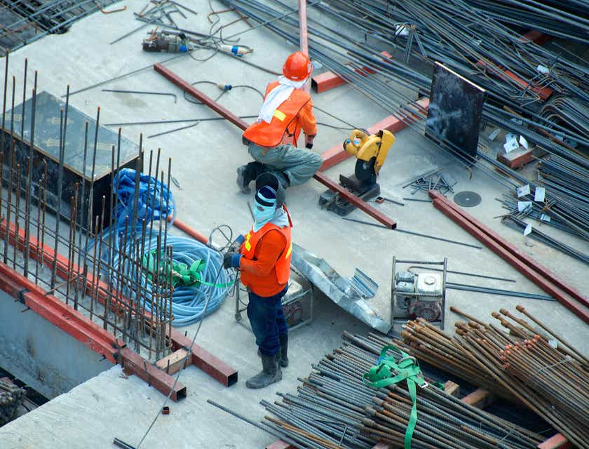Steel Worker Interview Questions