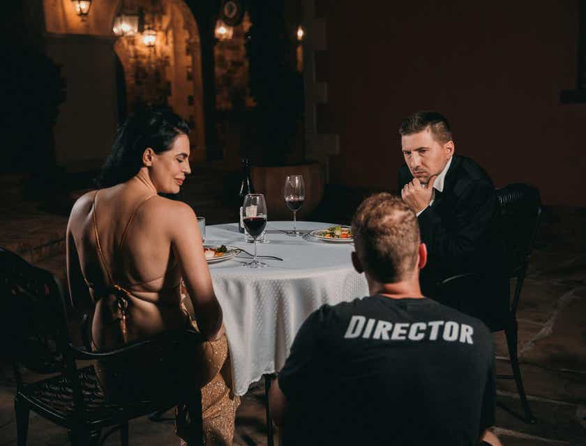 Talent Director Interview Questions
