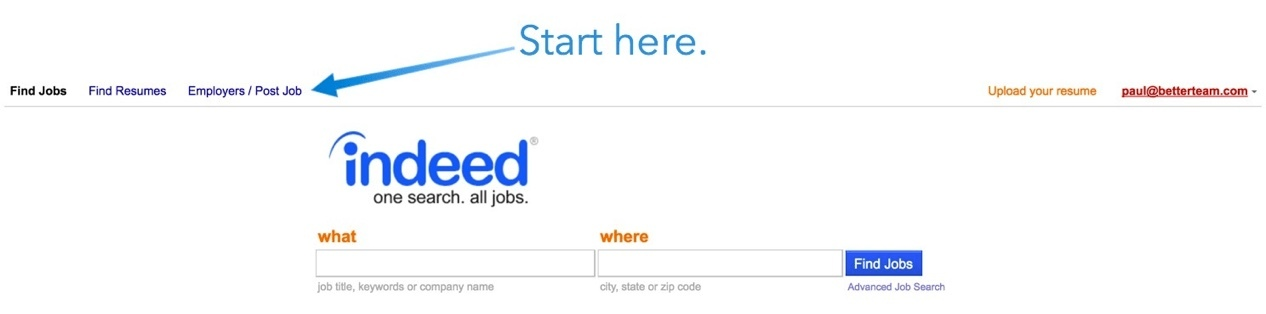Indeed Job Posting: How to Post on Indeed + Cost Info + FAQs